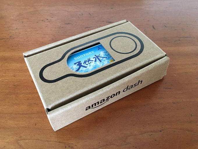 Amazon Dash Button(アマゾンダッシュボタン)
